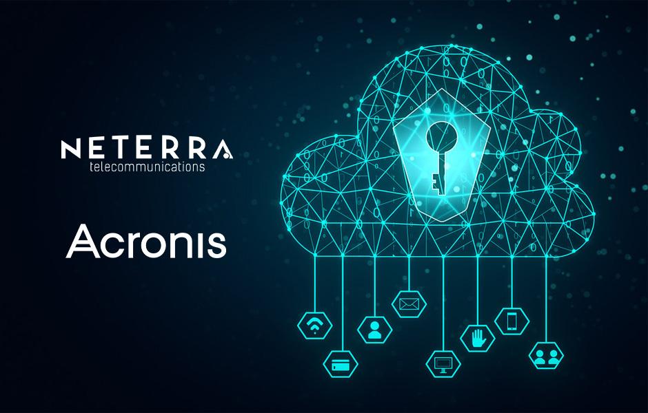 Neterra partners with Acronis