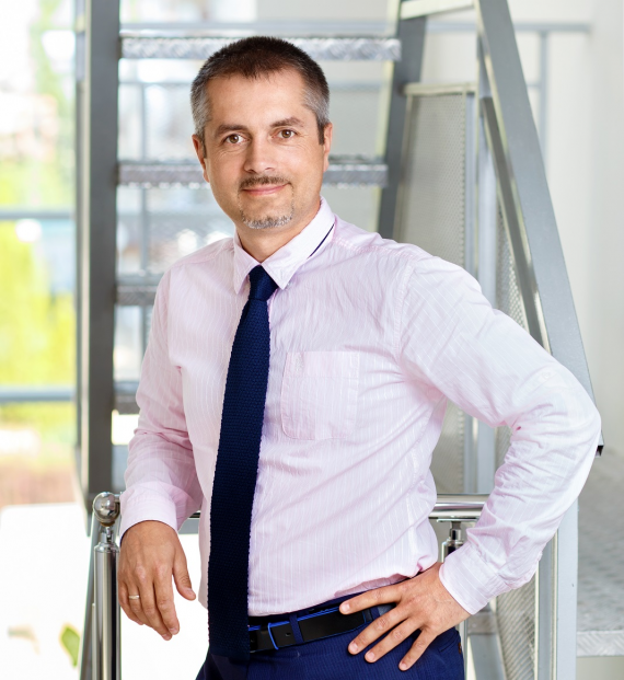 Neven Dilkov – Vice-Chairman of Society of Electronic Communications